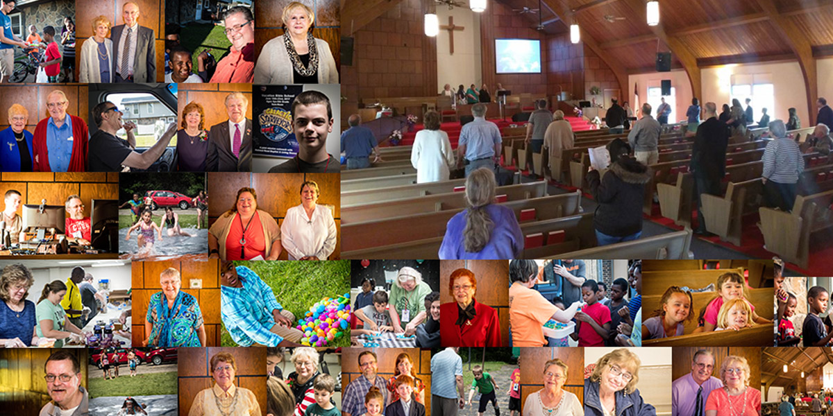 Who we are! Halsted Road Baptist Church is a group of Christians meeting to give God glory