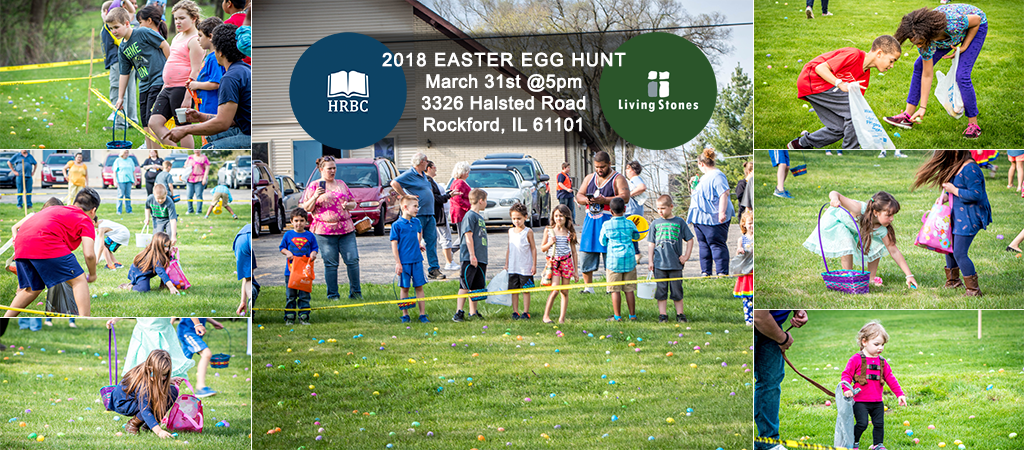 Easter Egg Hunt - March 31, 2018 FREE