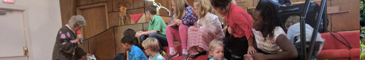 CONTACT US - Halsted Road Baptist Church Children's Message